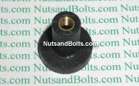 #10-32 Well Nuts - Head Diameter .750 Qty (25)