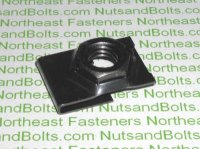 "3/8""-16 Screw Size USS J Type Cage Nuts Qty (25)"