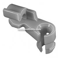 Lexus Door Lock Rod Clip 5MM Rod Size (Left) Qty (10)