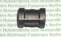 1/8 Black Pipe Coupling Qty (1)