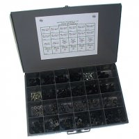 Metric Body Bolt Assortment - 232 Pieces