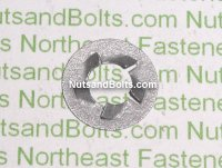 M8-1.25 Thread Size Metric Pushnut Bolt Retainers Qty (100)