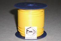 100' Yellow 14 Gauge Primary Wire Qty (1)