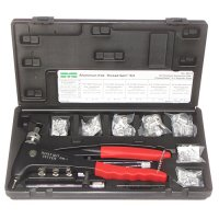 Aluminum Thread-Sert Threaded Insert Kit with Setting Tool (Gun)