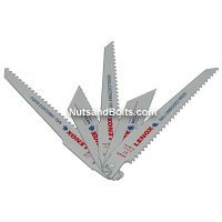 4 Inch 14 TPI Lenox Reciprocating Blades Qty (5)