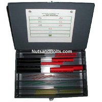 Heat Shrink Tube Assortment - 48 pieces