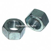 Metric Hex Nuts Grade 10.9 Coarse