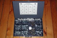 Hair Pin Cotter / Lynch Pin Assortment - 87 Pieces