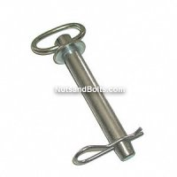 3/4 x 4 1/2 Trailer, Tractor or Cart Hitch Pin Qty (1)