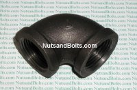 "1"" Black Pipe 90D Elbow Qty (1)"