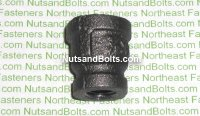 3/8 x 1/4 Black Pipe Reducing Coupling Qty (1)