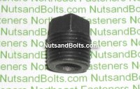 3/8 Black Pipe Square Plug Qty (1)