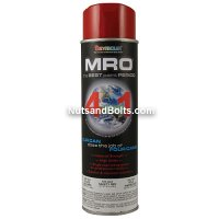 Gloss Safety Red MRO Industrial Enamel Spray Paint - Seymour 620-1423