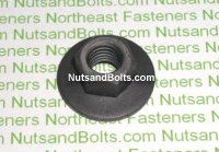 M8-1.25 (24mm Washer O.D.) Metric Free Spinning Washer Nuts Qty (25)