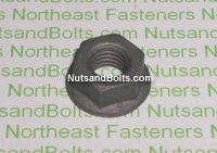 M8-1.25 (Thread Size) Metric Hex Flange Nuts Qty (25)