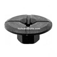 Mercedes-Benz Carpet Retainer Fits 5MM Stud Qty (25)