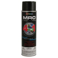 Gloss Black MRO Industrial Enamel Spray Paint - Seymour 620-1415