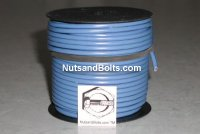 100' Blue 12 Gauge Primary Wire Qty (1)