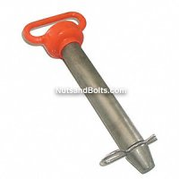 1 1/8 x 7 Heavy Duty Trailer, Tractor or Cart Hitch Pin Qty (1)