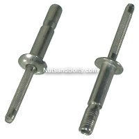1/4 x 5/8 Steel Monobolt Structural Blind Rivet Qty (1)