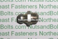 8mm-1.00, Straight Grease Fitting Qty (5)