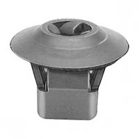 Mercedes-Benz Screw Grommet 25MM Hd Dia 174MM Stm Lgth Qty (15)