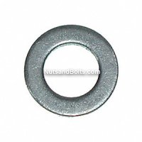 M8 Metric Flat Washers 8.8 Qty (100)