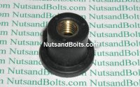 #5/16-18 Well Nuts - Head Diameter .875 Qty (10)