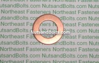Copper Oil Drain Plug Gaskets Qty (15)
