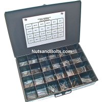 Cotter Pin Assortment - 980 pieces