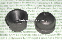 3/8 Black Pipe Cap Qty (1)