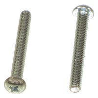 #10-32 x 1/2 Phillips Round Head Machine Screws Qty (100)