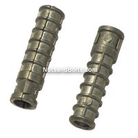 5/16 inch Long Lag Screw Expansion Anchors Qty (25)