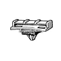 Honda Garnish Moulding Clip 11MM X 25MM Qty (10)