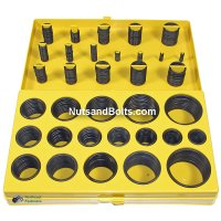 Metric O-Ring Kit (with 419 pieces in 32 sizes)
