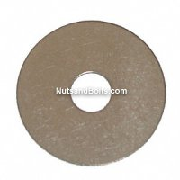 3/8 X 2 Stainless Fender Washers Qty (50)