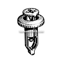Lexus 1/4 Turn Retainer M19 Head, M26 Long Qty (10)