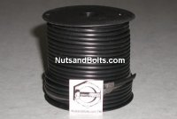 100' Black 12 Gauge Primary Wire Qty (1)