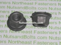 M6.3-1.0 Metric Free Spinning Washer Nuts Qty (50)