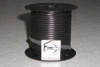 100' Black 14 Gauge Primary Wire Qty (1)