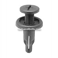 Honda Screw Rivet, M18 Head X M21 Long Qty (10)