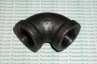 3/4 Black Pipe 90D Elbow Qty (1)