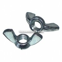 Wing Nuts 1/4 - 20 Coarse Qty (10)