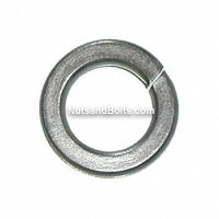 M6 Metric Lock Washers Qty (100)