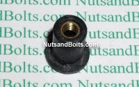 #8-32 Well Nuts - Head Diameter .438 Qty (25)