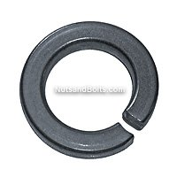 Stainless Steel Split Lock Washers, Grade 18.8