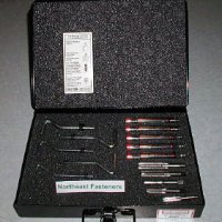 Metric Helical Threaded Insert Master Range Kit