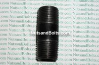 1/2 x 2 Black Pipe Long Nipple Qty (1)