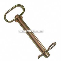 3/4 x 7 Trailer, Tractor or Cart Hitch Pin Qty (1)