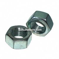 Metric Hex Nuts Grade 8.8 Coarse